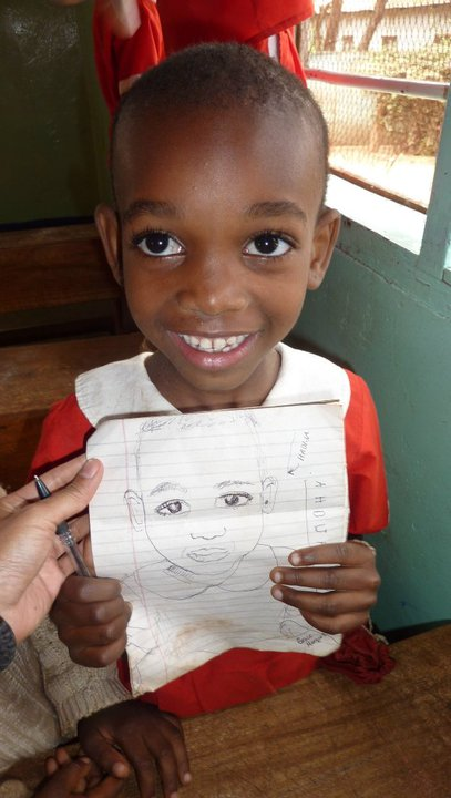 A simple smile will be one of the most rewarding things you receive while volunteering abroad.